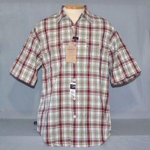 Vintage Tommy Jeans Plaid Shirt Size Large
